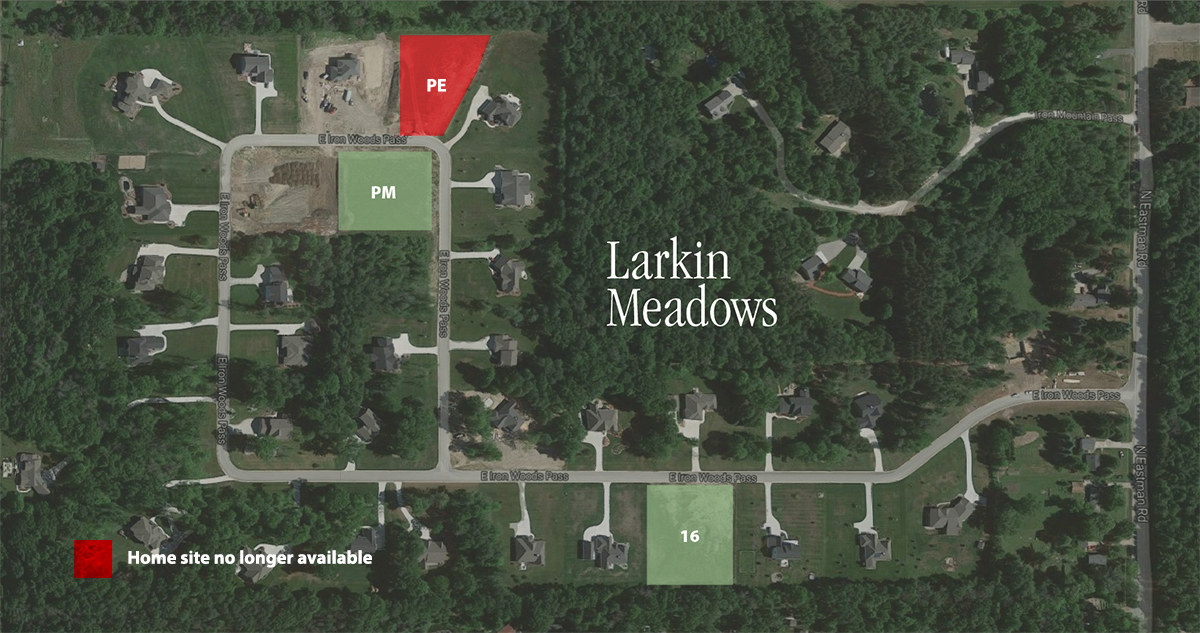Larkin Meadows Map new 2