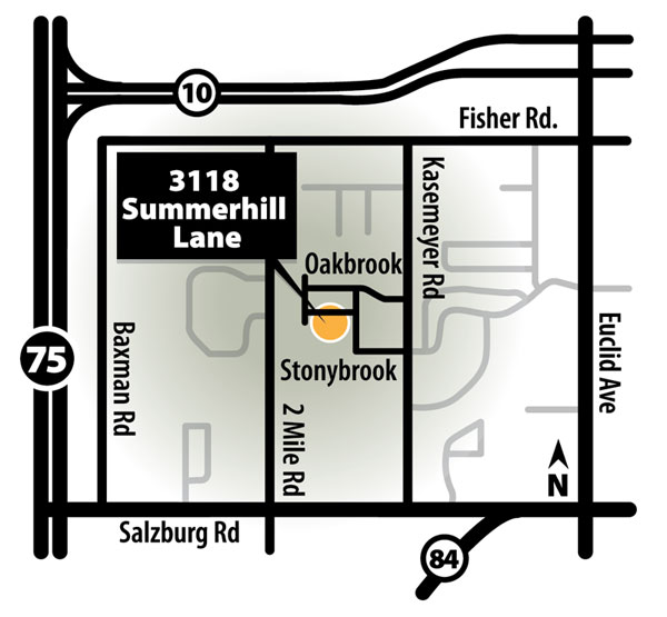 3118summerhill-map