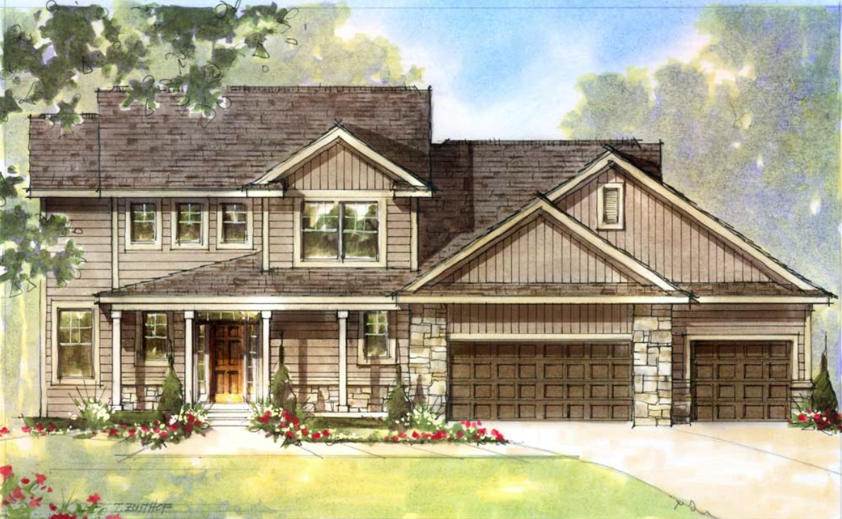Cobblestone Opening 2 Midland Homes In Sunday Open Houses