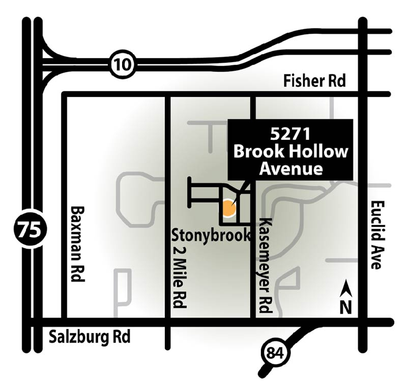5271-brook-hollow-map